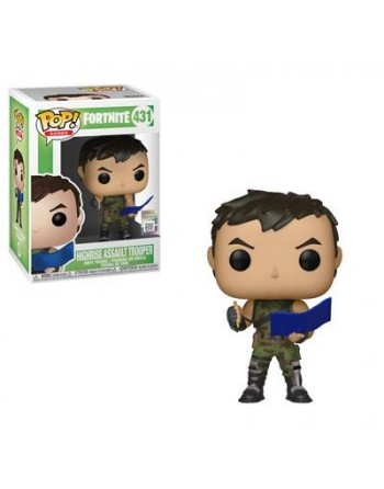 Funko Pop Games: Fortnite - Tropa de Asalto