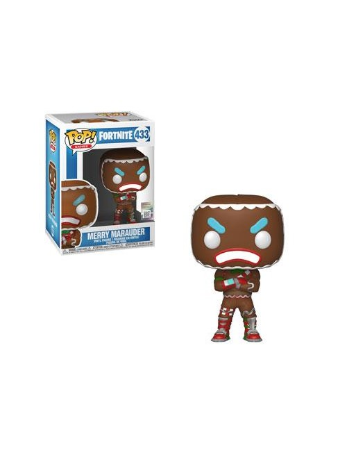 Funko Pop Games: Fortnite - Merry Marauder