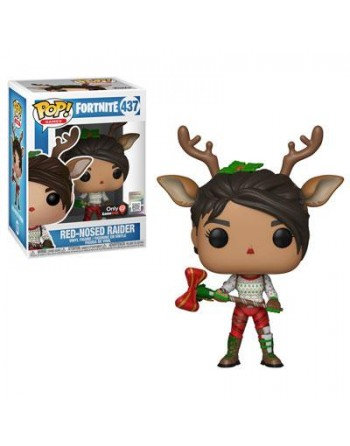 Funko Pop Games: Fortnite - Reno de Nariz Roja