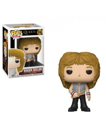 Funko Pop Music: Queen - Roger Taylor