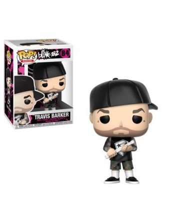 Funko Pop Music: Blink 182 - Travis Barker
