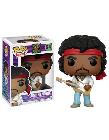 Funko Pop Music: Jimi Hendrix