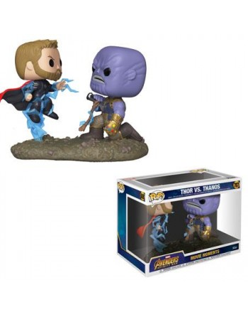 Funko Pop: Edición Limitada - Thor vs Thanos